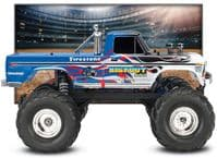 Traxxas Bigfoot Classic Officially Licensed Replica Monster Truck RTR (+ TQ, XL-5, 7-Cell